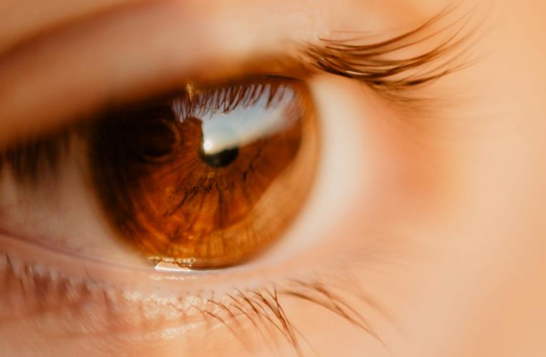 您是否患有乾眼症?